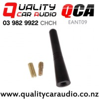 QCA-EANT09 Universal Car External Antenna 6.5cm Black with Easy Payments