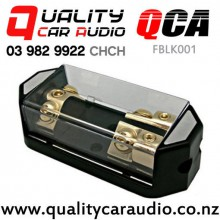 QCA-FBLK001 Fused Distribution Block 0GAx1 IN TO 4GAx2 OUT with Easy Finance
