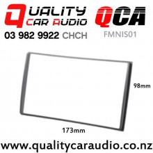 QCA-FMNIS01 Stereo Fitting Frame for Nissan Tiida 173mm x 98mm with Easy Finance