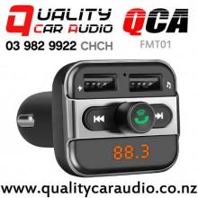 QCA-FMT01 Bluetooth USB wireless FM Transmitter with Easy Finance