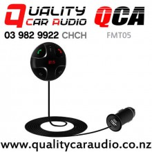 QCA-FMT05 Bluetooth Wireless FM Transmitter with Easy Finance