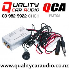 QCA-FMT06 AUX Module FM Transmitter with switch with Easy Finance