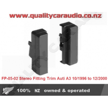 QCA FP-05-02 Stereo Fitting Trim Audi A3 from 1996 to 2000