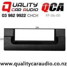 QCA FP-06-00 Single Din Facial Kit for BMW 5 Series 1996 to 2004 with Easy Finance