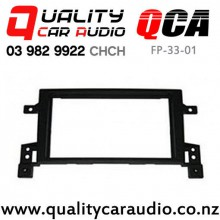 QCA FP-33-01 Single Din Size Facia Kit for 2006 - 2010 Suzuki Grand Vitara with Easy Finance