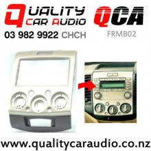 QCA-FRMB02 Stereo Facial Kit for Ford Ranger / Everest Mazda BT-50 from 2006 to 2013 (Golden) (NO Brackets) with Easy Payments