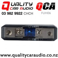QCA-FUH06 0/2 Gauge Mini ANL Fuse Holder with Easy Payments
