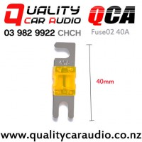 QCA-Fuse02 Plated Stud Fuse 40A with Easy Payments