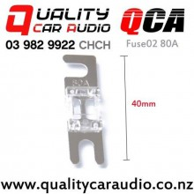 QCA-Fuse02 Plated Stud Fuse 80A
