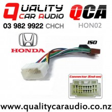 QCA-HON02 to iso Car Stereo Wiring connector year 1998 - 2009 (HONDA/SUZUKI) with Easy Finance