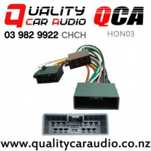 QCA-HON03 Honda 2005 on to ISO 17 Pin with Easy Finance
