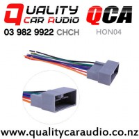 QCA-HON04 Stereo Harness for Honda 2008 to 2012 with Easy Finance