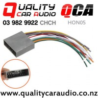 QCA-HON05 Stereo Harness for Honda 1991 to 2011 with Easy Finance