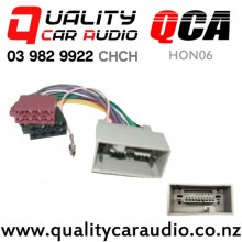 QCA-HON06 Honda to ISO Harness Adaptor From 2008 on with Easy Finance