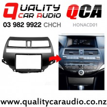 QCA-HONACD01 Stereo Facial Kit for Honda Accord form 2008 to 2012 with Easy Payments