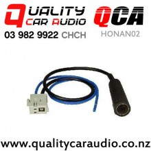 QCA-HONAN02 Honda Aerial Adapter Male to Standard Female with Easy Finance