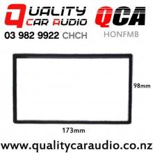 QCA-HONFMB Stereo Fitting Frame for Honda 173mm x 98mm (black) with Easy Finance