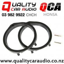 QCA-HONSA Honda Speaker Adapters suit 165mm after market Speakers (Pair) with Easy Finance