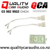 QCA-HONSPA01 Honda Speaker harness Type 1 (pair) with Easy Finance