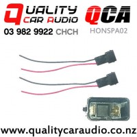 QCA-HONSPA02 Honda Speaker harness Type 2 (pair) with Easy Finance