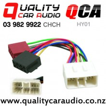 QCA-HY01 Hyundai to ISO 1991 to 2002 with Easy Finance