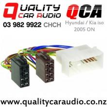 Hyundai / Kia to iso Wiring Adaptor (2005 ON)