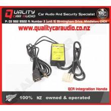 Honda USB SD AUX Integration KIT - Easy LayBy