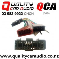 QCA-JV04 Stereo Harness to ISO for JVC Head Unit with Easy Finance