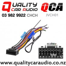 QCA-JVCH01 JVC Stereo Harness with Bare End with Easy Finance