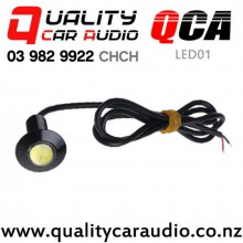 QCA-LED01 Eagle Eye Day Time Running Light (one only) with Easy Finance