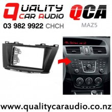 QCA-MAZ5 Stereo Facial Kit for Mazda Premacy (5) from 2010 to 2015 with Easy Finance