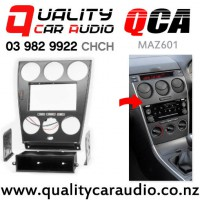 QCA-MAZ601 Double / Single Din Stereo Facial Kit for Mazda Atenza from 2002 to 2007 with Easy Finance