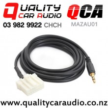 QCA-MAZAU01 Mazda AUX IN Cable with Easy Finance Fitted From $79