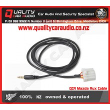 QCA Mazda AUX IN Cable - Easy LayBy