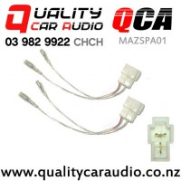 QCA-MAZSPA01 Speaker Connector Adapter for Mazda (Pair) with Easy Finance