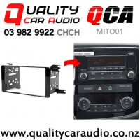 QCA-MITO01 Double Din Stereo Facial Kit for Mitsubishi from 2006 up with Easy Finance