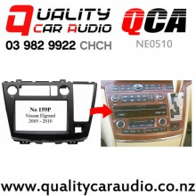 QCA-NE0510 Double Din Stereo Facial Kit for Nissan Elgrand from 2005 to 2010