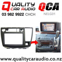 QCA-NELG01 Stereo Facial Kit for Nissan El Grand from 2004 to 2007 with Easy Finance
