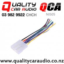 QCA-NIS05 Nissan 2007 on Car Stereo Female Adapter with Easy Finance