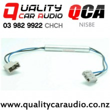 QCA NISBE-14 14MHz Band Expander for Nissan Year 2005 On (rectangle)