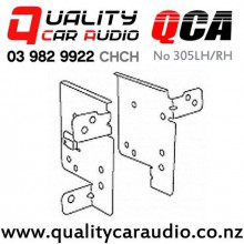 QCA-No 305LH/RH Subaru Impreza Factory Stereo Bracket 2007 on with Easy Finance