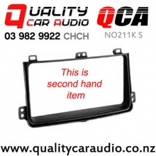 QCA-NO211K S Stereo Facial Kit for Toyota FunCargo From 1999 NCP2# (Black) (Second Hand) with Easy Finance