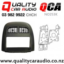 QCA-NO253K Double Din Stereo Facial Kit for Diahatsu Sirion / Toyota Passo From 2004 Includes Brackets with Easy Finance