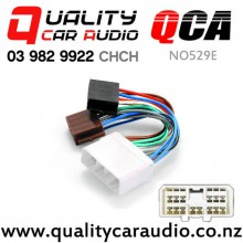 QCA-NO529E Commodore VR/VS to ISO Wiring Adapter with Easy Finance