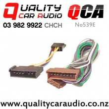 QCA-No539E Ford to ISO (Mondeo Escort Transit to ISO 1989 On) with Easy Finance