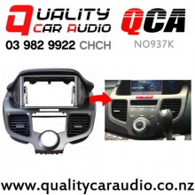 QCA-NO973K Honda Odyssey RB1-RB2 Double Din Stereo Facial Kit 2003 to 2008 with Easy Finance