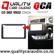 QCA-NO969P Double Din Strereo Facial Kits for Honda Stream RN6 to RN9 2006 on with Easy Finance