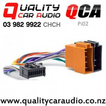 QCA-Pi02 Pioneer (2010 On) to ISO Radio Wiring Adapter with Easy Finance