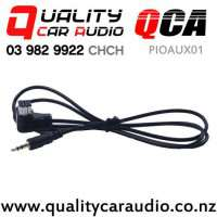 QCA-PIOAUX01 3.5mm Aux cable to Pioneer Head Unit IP-BUS Adapter with Easy Finance