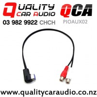 QCA-PIOAUX02 Pioneer iP-Bus Type Aux Input Adapter with Easy Finance